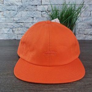 NWT  Vans Salton II Orange Unisex Hat